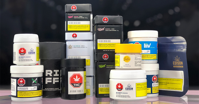 Cannabis légal au Canada