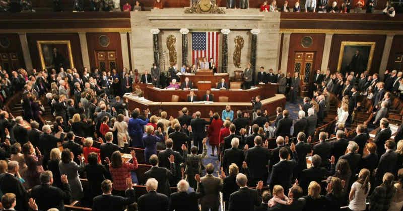 députés américains