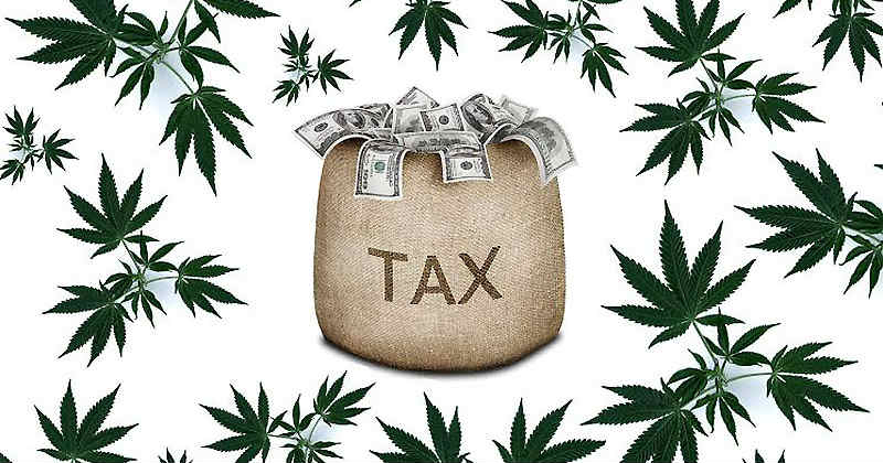taxes sur le cannabis