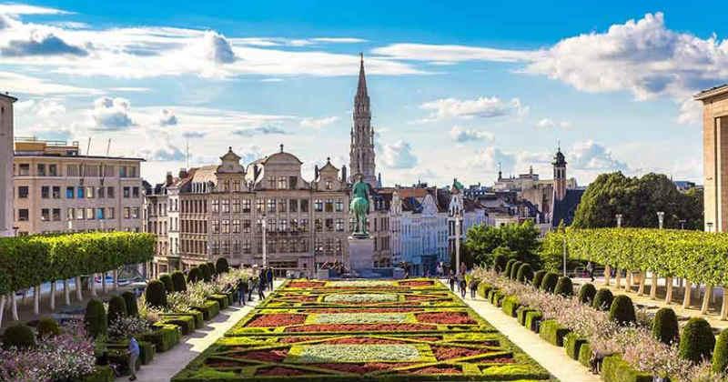 Belgique bruxelles cannabis