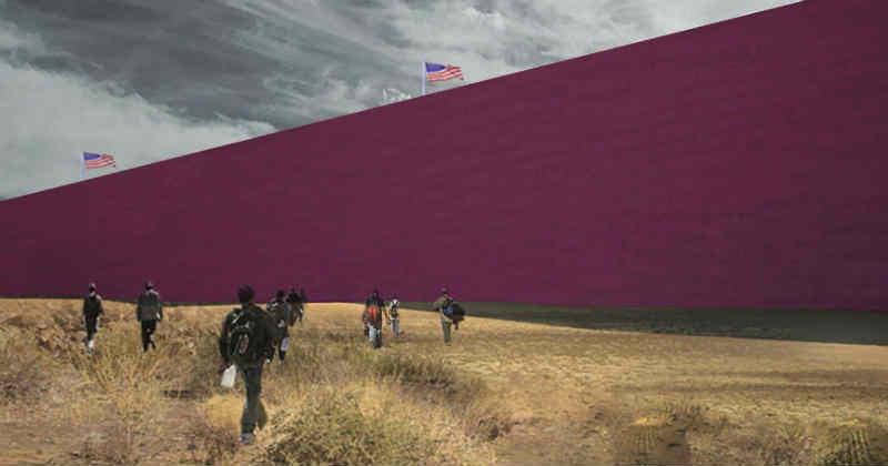 mur frontière Etats unis