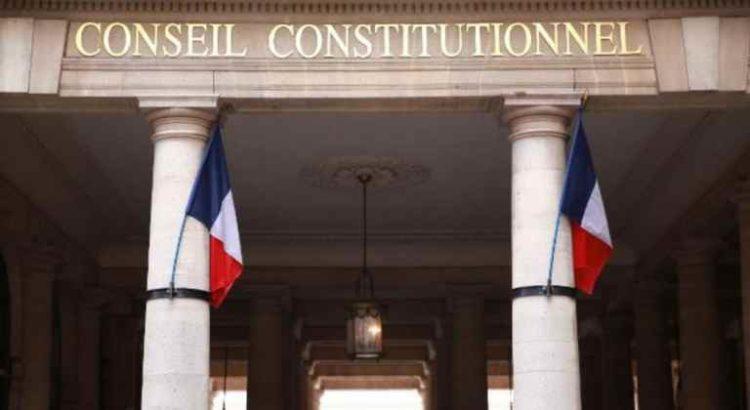 conseil constitutionnel amende forfaitaire cannabis