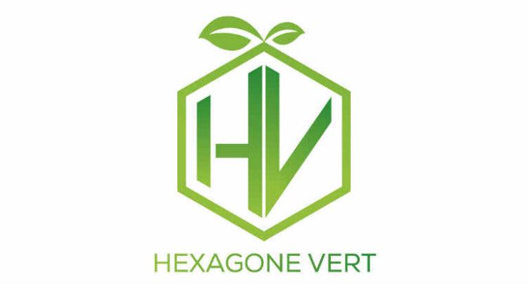 hexagone vert cbd