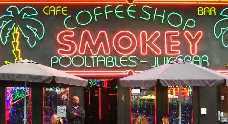coffee shop amsterdam experimentation cannabis