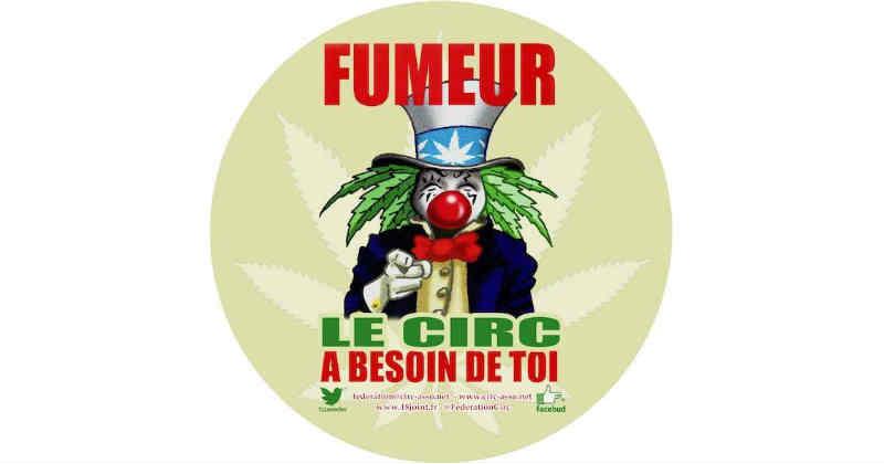 le CIRC cannabistrot débat légalisation