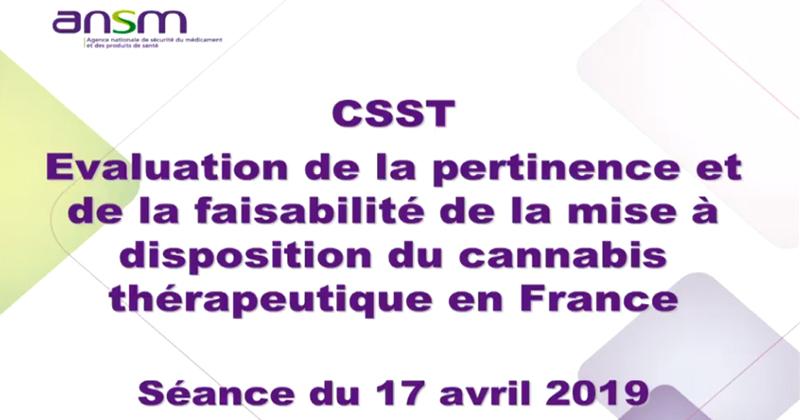 Récapitulatif du CSST du 17 avril