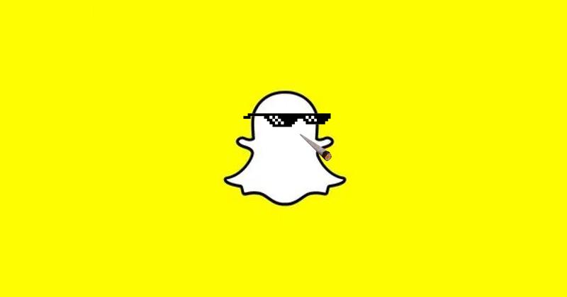 Snapchat de dealer