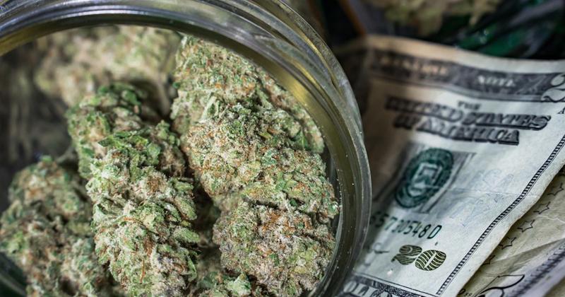 Taxes sur le cannabis aux Etats-Unis