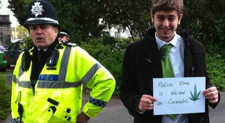 uk police cannabis