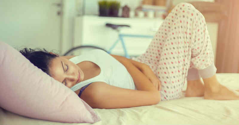 crampes menstruelles cannabis
