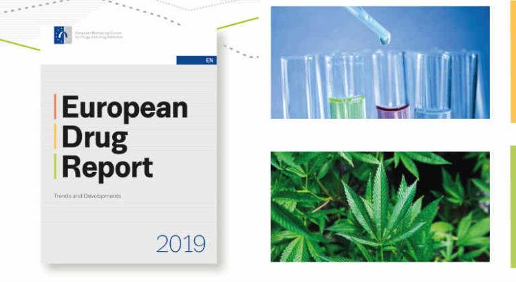 rapport européen sur les drogues