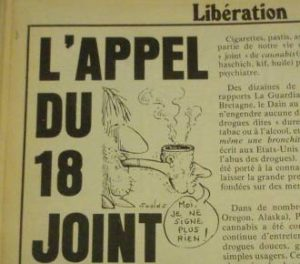 appel du 18 joint Libération