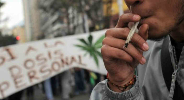 colombie prohibition cannabis