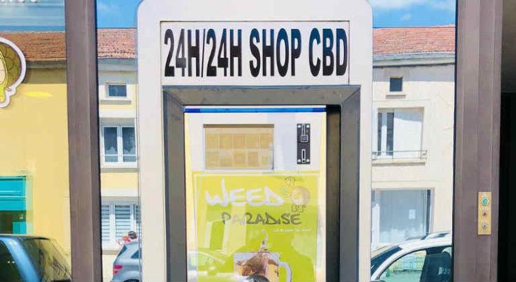 distributeurs automatiques de cannabis