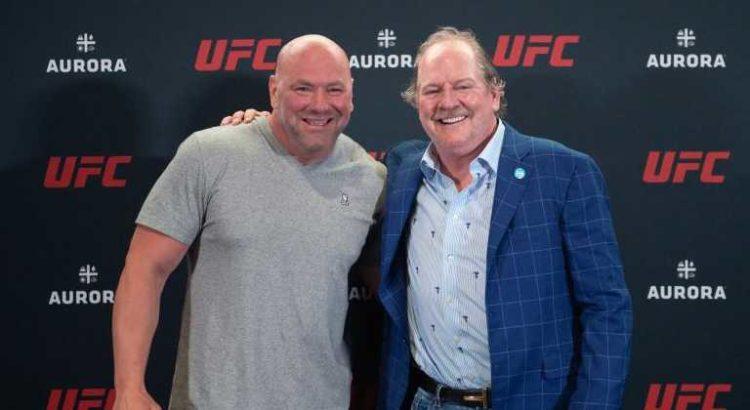 Du CBD pour des athlètes Aurora Cannabis et UFC annoncent un partenariat
