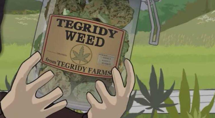 South Park se moque du géant du cannabis MedMen