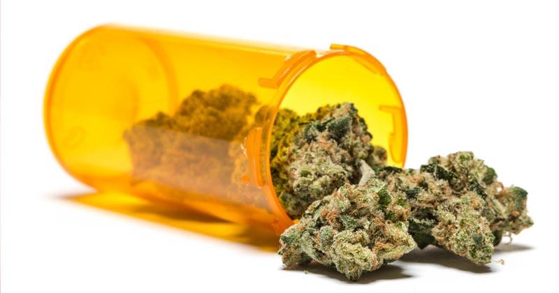 Cannabis médical et VIH