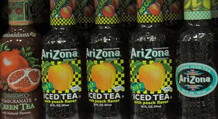 Arizona Ice Tea se lance dans le cannabis