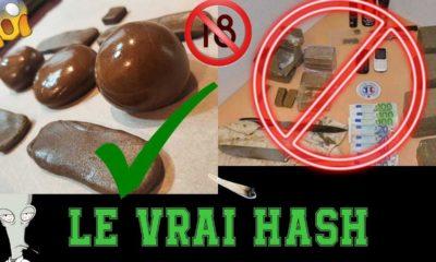 Le vrai hashish - Dr GreenRoger