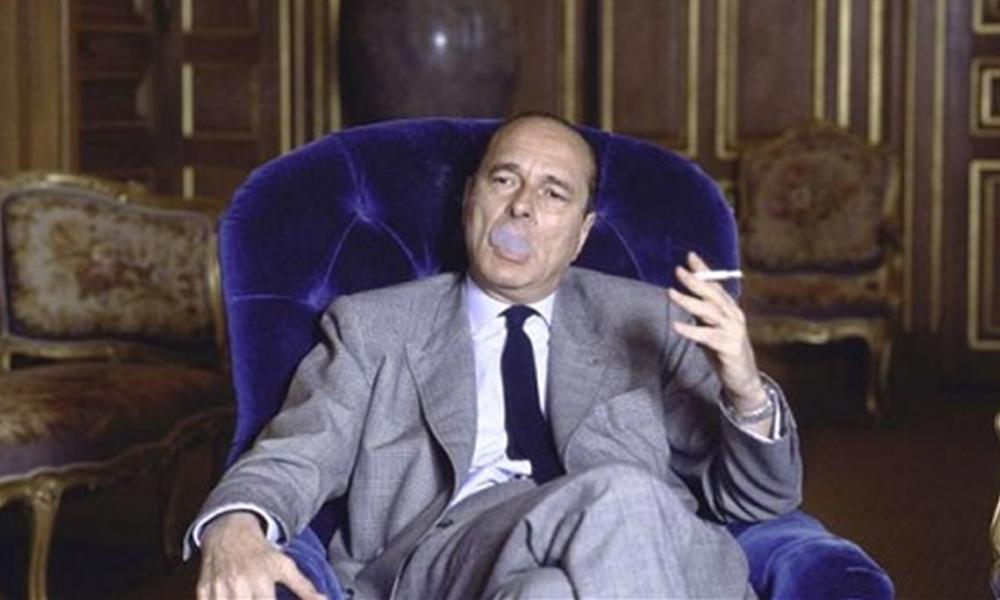 Jacques Chirac et le cannabis