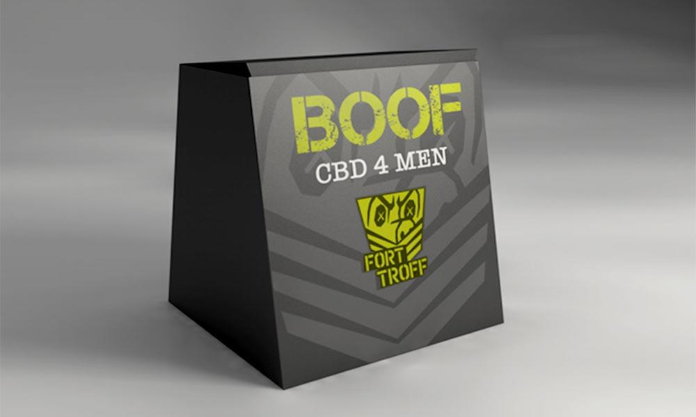 Lubrifiant anal au CBD