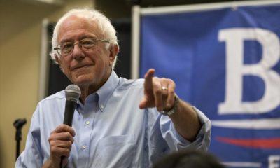 Bernie Sanders a un plan pour légaliser le cannabis