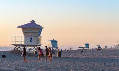 Interdiction de fumer sur les plages californiennes