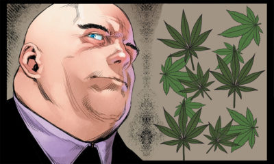 Marvel légalise le cannabi