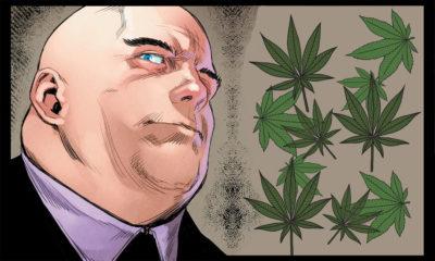 Marvel légalise le cannabi