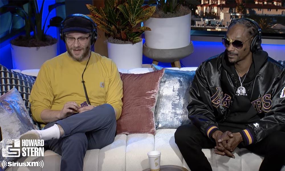 Snoop Dogg et son rouleur professionnel de blunts