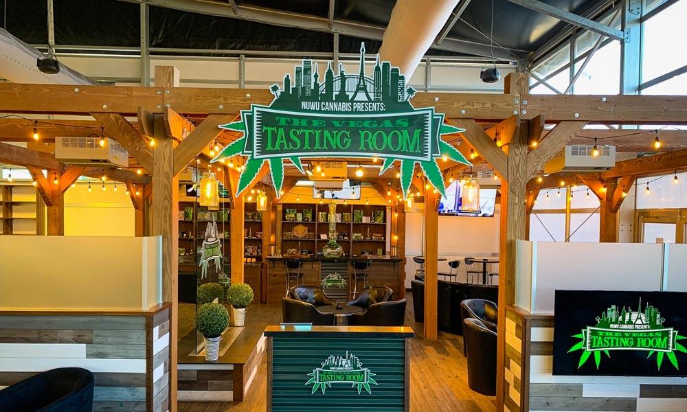Vegas Tasting Room