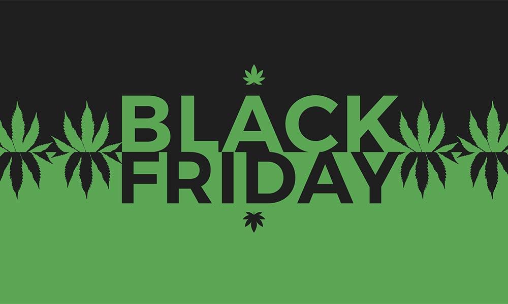 Black Friday de la weed