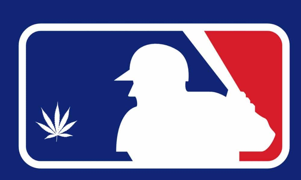 Cannabis dans le baseball