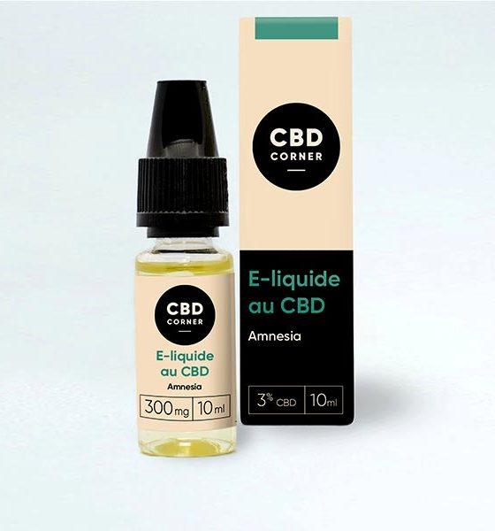 E-liquide CBD Corner