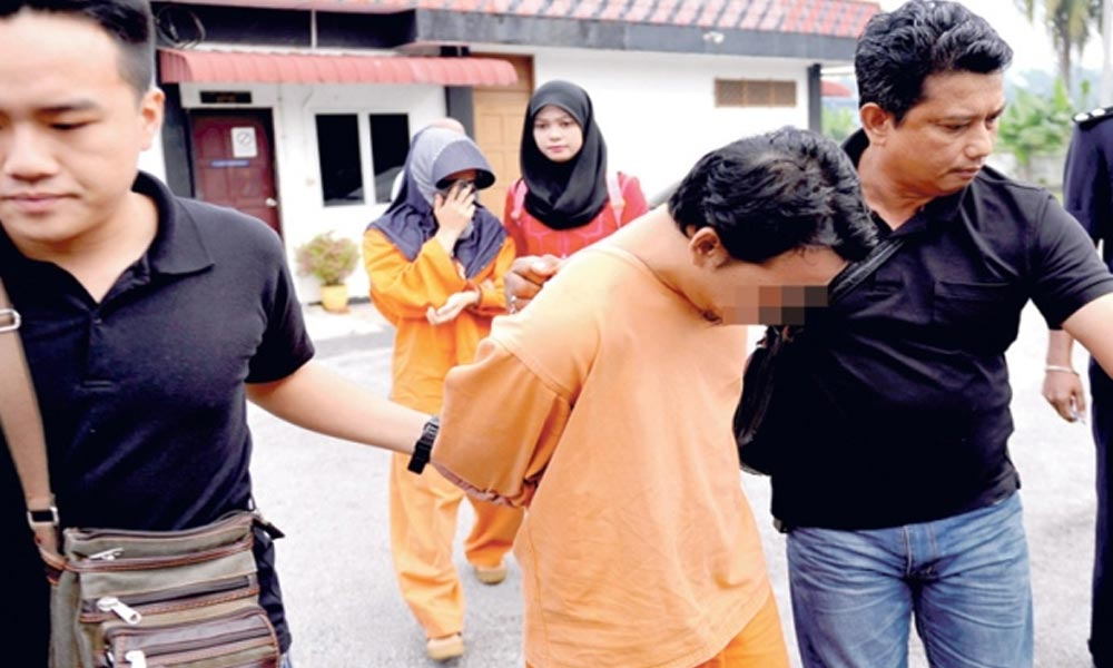 Peine de mort en Malaisie