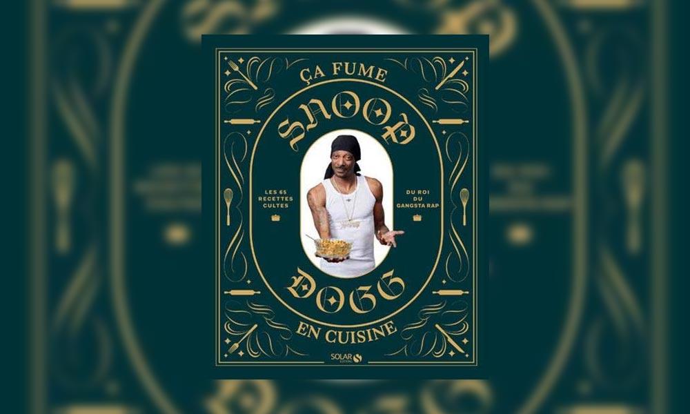 Livre de cuisine de Snoop Dogg