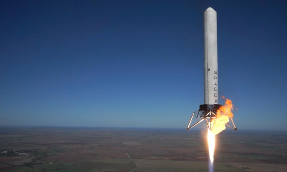 SpaceX livre du cannabis dans l'espace