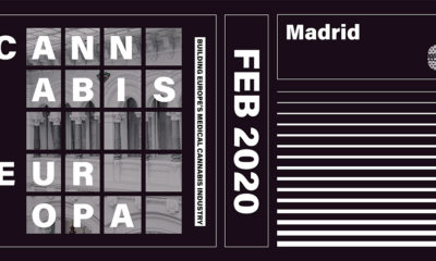 Cannabis Europa Madrid 2020