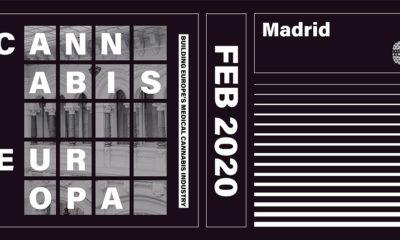 Cannabis Europa Madrid 2020