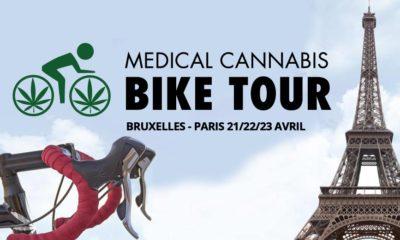 Medical Cannabis Bike Tour 2020