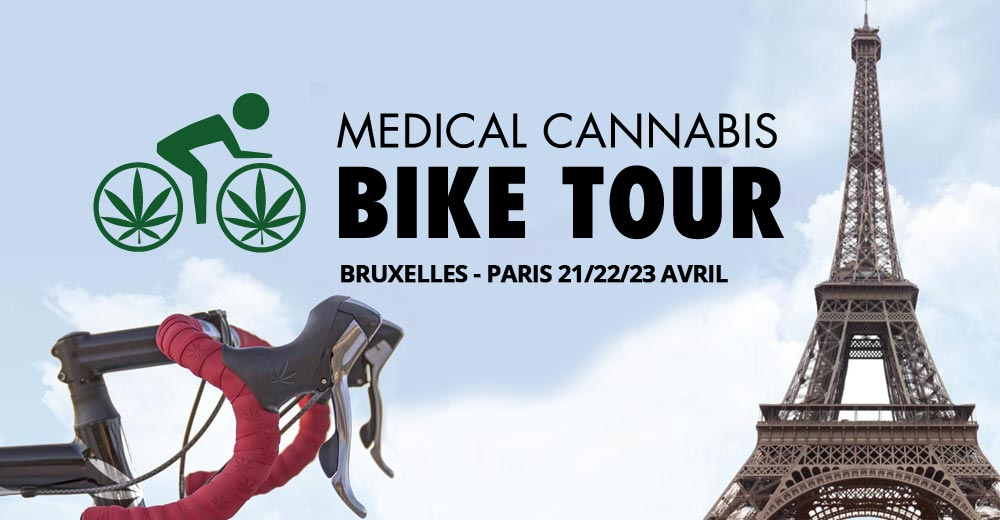 Medical Cannabis Bike Tour 2020