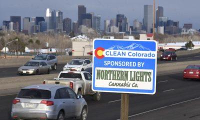 Les entreprises du cannabis sponsorisent les autoroutes au Colorado