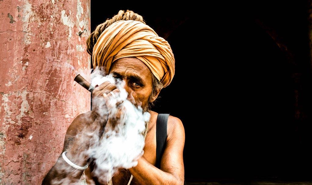 Légalisation du cannabis au Népal