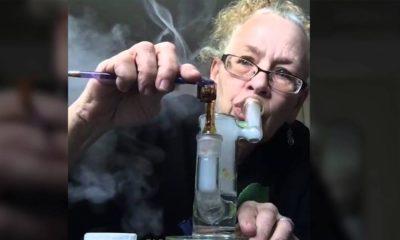 Personnes âgées qui consomment de la weed