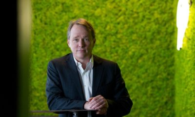 Bruce Linton crée Collective Growth