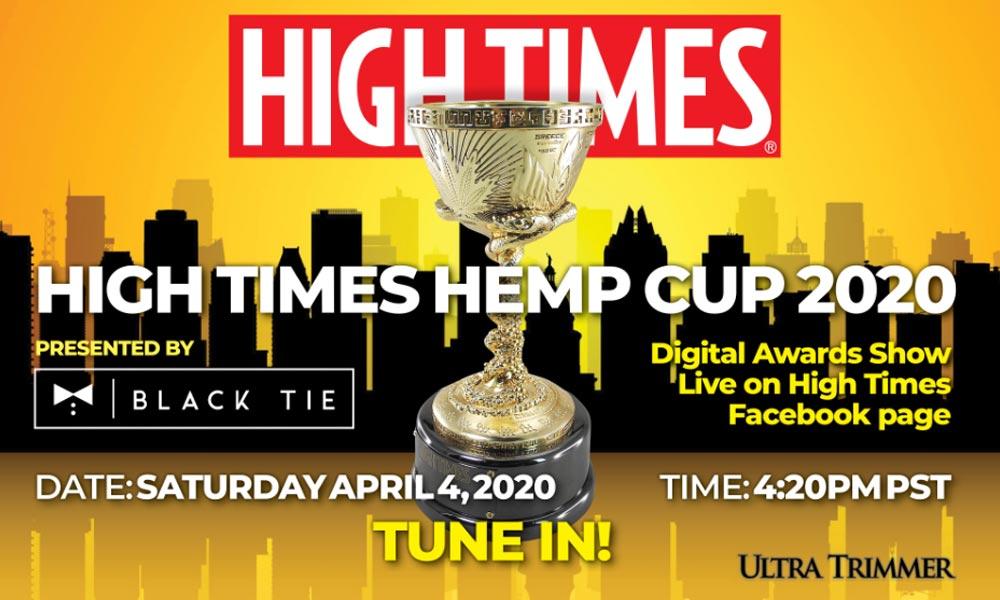 Hemp Cup de High Times