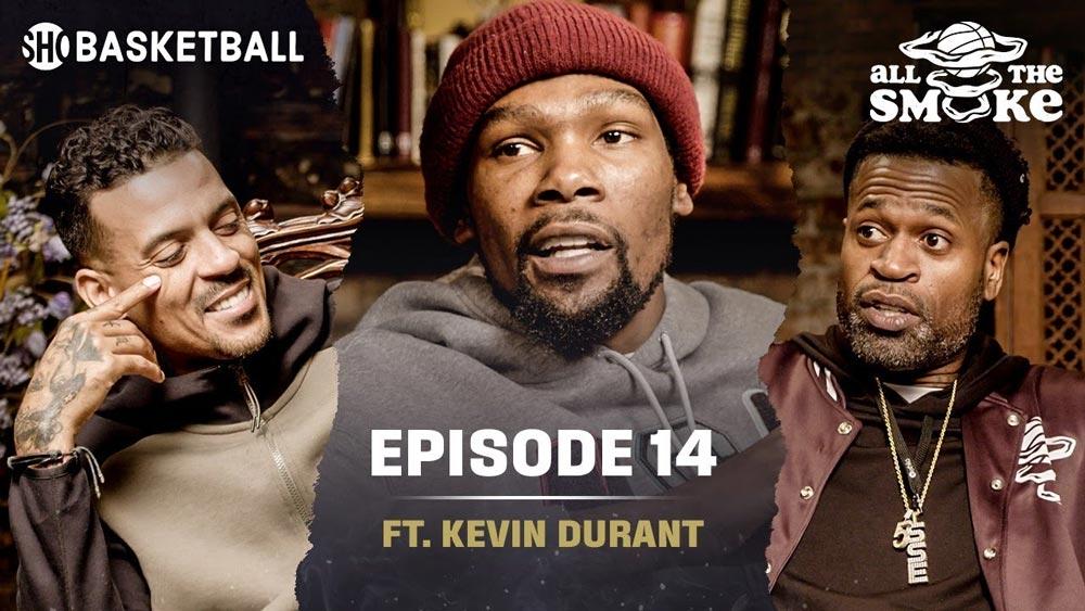 Kevin durant veut légaliser le cannabis en NBA