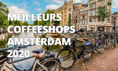 Meilleurs coffeeshops d'Amsterdam