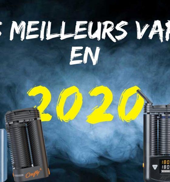 Meilleurs vaporisateurs de 2020