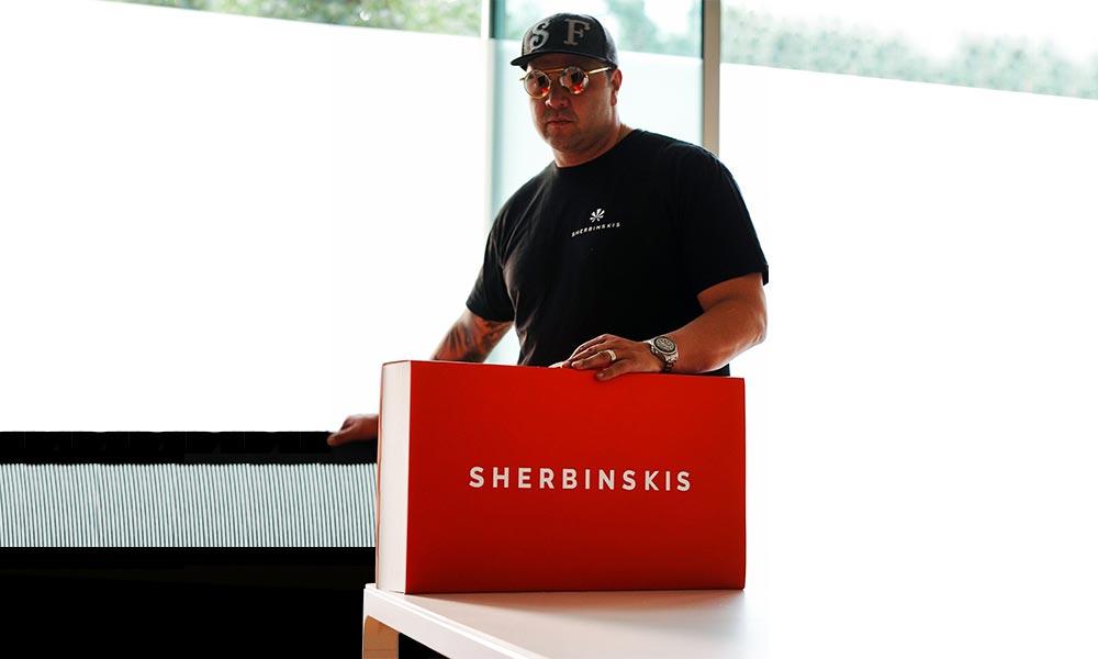 Mr Sherbinski
